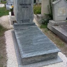 Szimpla sírkő 95