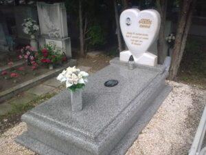 Szimpla sírkő 77