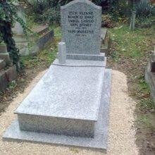 Szimpla sírkő 83