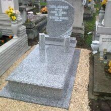 Szimpla sírkő 85