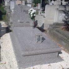 Szimpla sírkő 91