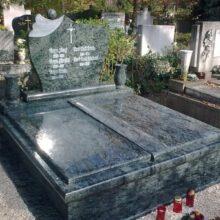Dupla sírkő 11