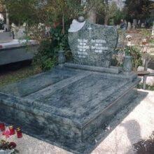 Dupla sírkő 36