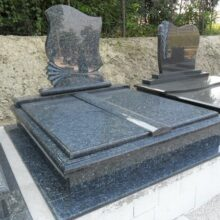 Dupla sírkő 4
