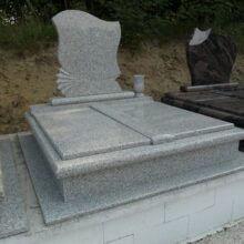 Dupla sírkő 7