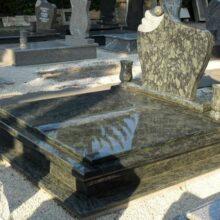 Dupla sírkő 9