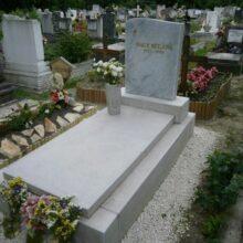 Szimpla sírkő 30