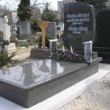 Szimpla sírkő 27