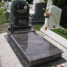 Szimpla sírkő 25
