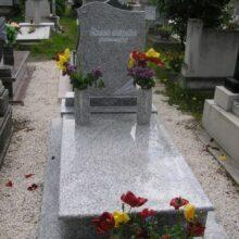 Szimpla sírkő 20