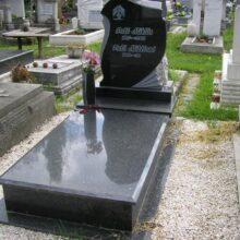 Szimpla sírkő 19