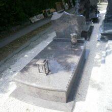 Szimpla sírkő 9