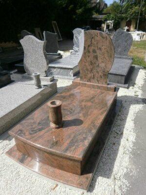 Szimpla sírkő 7