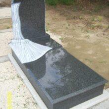 Szimpla sírkő 4