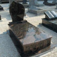 Szimpla sírkő 3