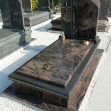 Szimpla sírkő 1
