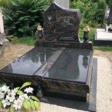 Dupla sírkő 24