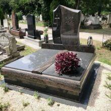 Dupla sírkő 20