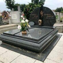 Dupla sírkő 19