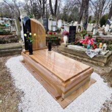 Szimpla sírkő 110