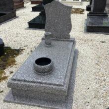 Szimpla sírkő 39