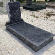 Szimpla sírkő 43