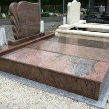 Dupla sírkő 16