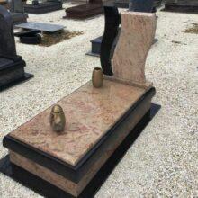 Szimpla sírkő 48
