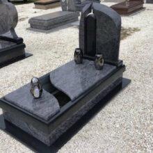 Szimpla sírkő 50