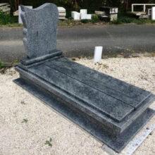 Szimpla sírkő 58