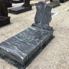 Szimpla sírkő 52