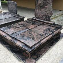 Dupla sírkő 6
