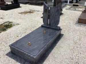 Szimpla sírkő 55