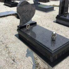 Szimpla sírkő 53