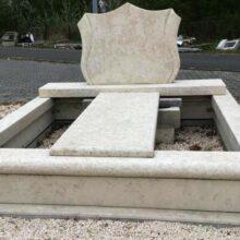 Dupla sírkő 34