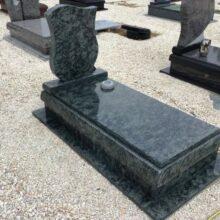 Szimpla sírkő 34