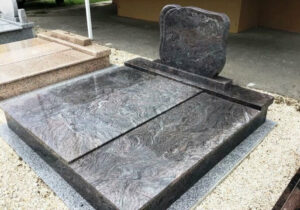 Dupla sírkő 30