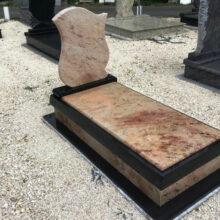 Szimpla sírkő 63